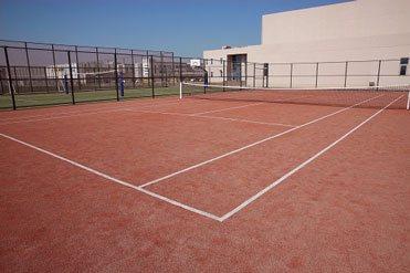 Ajman Academy Tennis Field MEDI8539-03