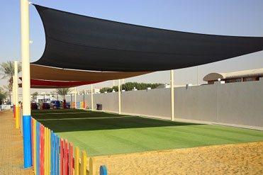 Al Zuhour Private School Play Area MEDI7709-13