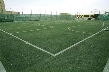 American School Soccer Field 2 MEDI8949-01