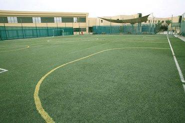 American School Soccer Field 2 MEDI8955-03