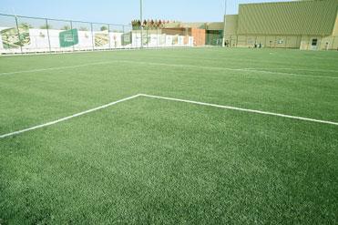 Fatima Bint Mubarak School RAK Soccer Field MEDI8635-03