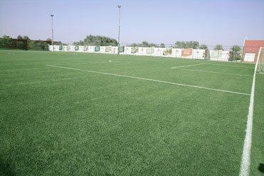 Fatima Bint Mubarak School RAK Soccer Field MEDI8637-04