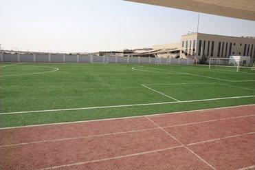 German Int. School Dubai Soccer Field MEDI7382-09
