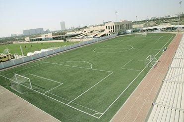 German Int. School Dubai Soccer Field MEDI7388-10