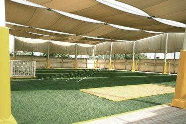 Japanese School Abu Dhabi Playing Area MEDI0465-04