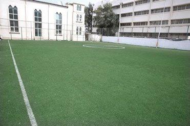 Jordanian Club Abu Dhabi Football Field MEDI0449