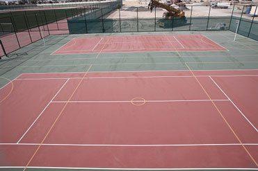Kings' School Nad Al Sheba Netball Field MEDI7400-01