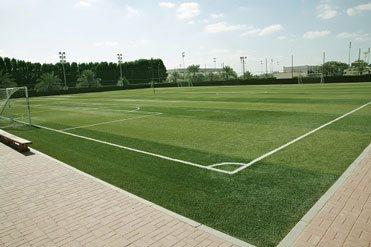 The Sharjah Equestrian & Racing Club Soccer FIeld MEDI6139-01