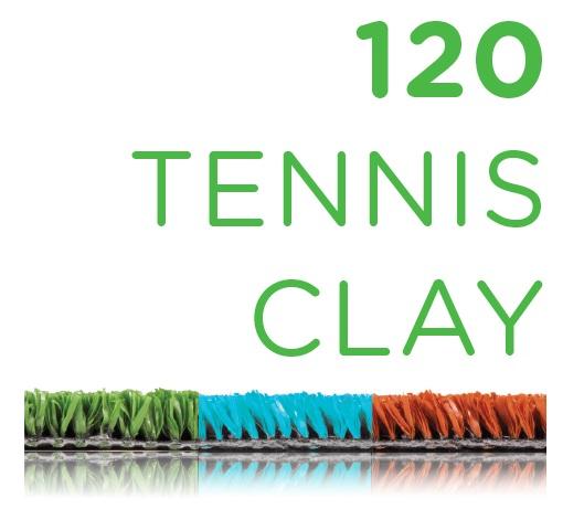 120 tennis clay