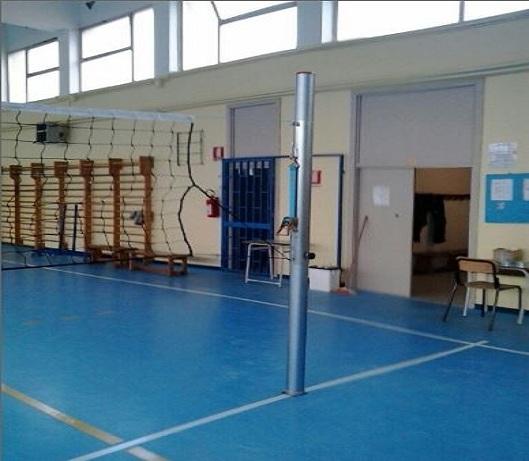Impianto volley