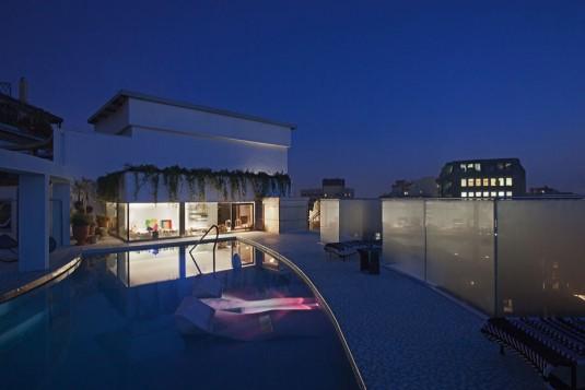 Italo Rota-Boscolo Hotel