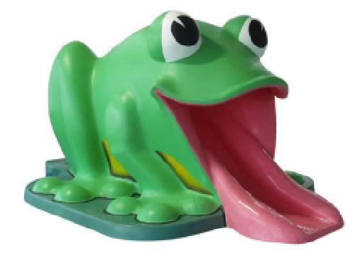 slides frog slide